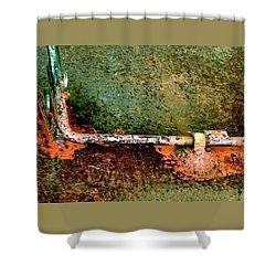 Latch 5 Shower Curtain
