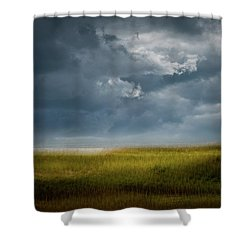 Late September Afternoon  Shower Curtain