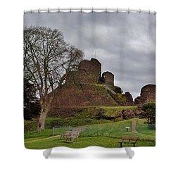 Launceston Castle Shower Curtain
