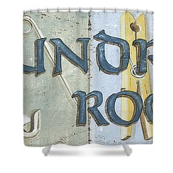Laundry Room  Shower Curtain