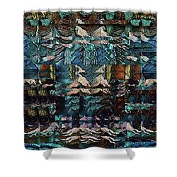 Laura Shower Curtain