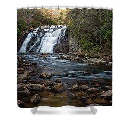 Laurel Falls In Autumn #1 Shower Curtain