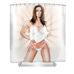 Lauren Shower Curtain