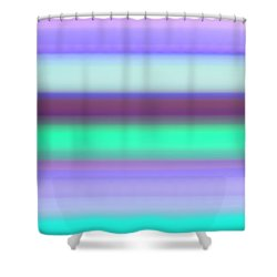 Lavender Sachet Shower Curtain