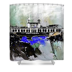Layallpur District Council Shower Curtain