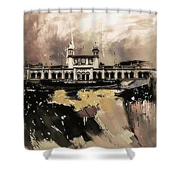 Layalpur District Council 4 Shower Curtain