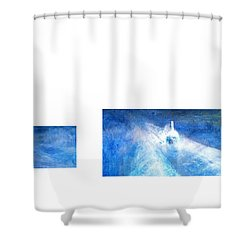 Layered 21 Turner Shower Curtain