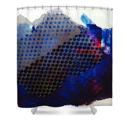 Layered Life Shower Curtain