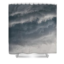 Layers - Shower Curtain
