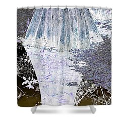 Layers Of Activity Shower Curtain