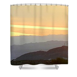 Layers Of Goodness Shower Curtain