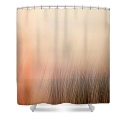 Shower Curtain featuring the photograph Laying Low At Sunrise by Marilyn Hunt