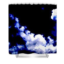 Le Beau Ciel  Shower Curtain