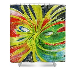 Le Bon Temps Shower Curtain
