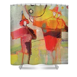 Le Cirque Shower Curtain