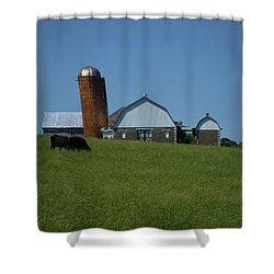 Shower Curtain featuring the photograph Lean Beef by Robert Geary