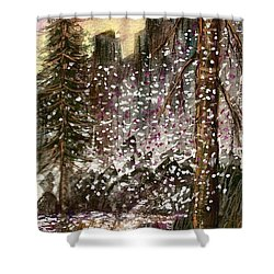 Leaves Of Change  Shower Curtain