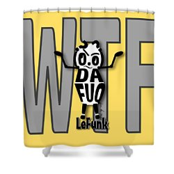 Lefunk Shower Curtain