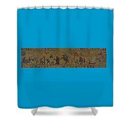 Legend Of Zelda Tapestry Shower Curtain