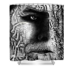 Legion Shower Curtain