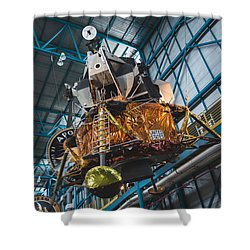 Lem On Display Shower Curtain by David Collins