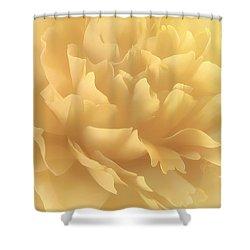 Shower Curtain featuring the photograph Lemon Splash by Darlene Kwiatkowski