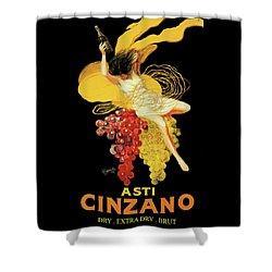 Leonetto Cappiello - Asti Cinzano Shower Curtain