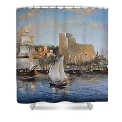 Lerici Shower Curtain