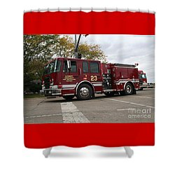 Leroy Fpd Shower Curtain by Roger Look