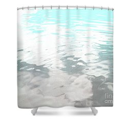 Shower Curtain featuring the photograph Let It Flow by Rebecca Harman