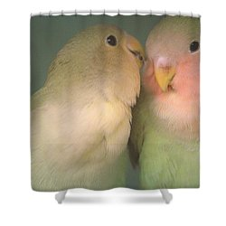 Shower Curtain featuring the photograph Let Me Tell You A Secret... by The Art Of Marilyn Ridoutt-Greene