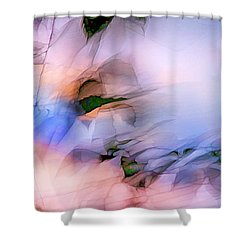 Shower Curtain featuring the photograph Let The Winds Of The Heavens Dance by Theresa Tahara