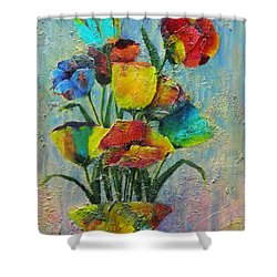 Let Your Individualism Stand Out Shower Curtain