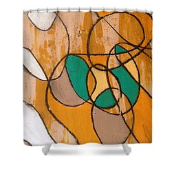 Let The Lights Shine Shower Curtain