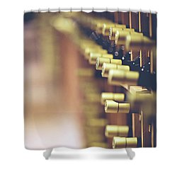 Shower Curtain featuring the photograph Let's Crack One Open by Trish Mistric