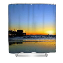 Shower Curtain featuring the photograph Lets Enjoy by Everette McMahan jr