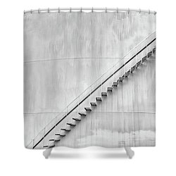 I'm Ready To Go Shower Curtain