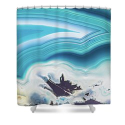Level-22 Shower Curtain