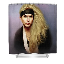 Lexxi Shower Curtain by Lena Auxier