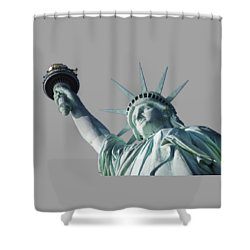 Liberty II Shower Curtain by  Newwwman