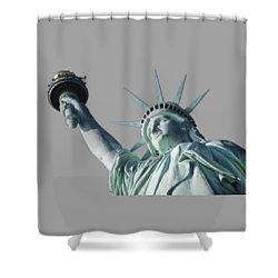 Liberty II Shower Curtain