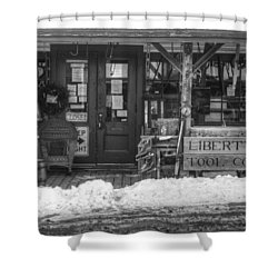Liberty Tool Co Shower Curtain