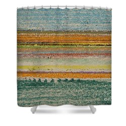 Life Lines  Shower Curtain