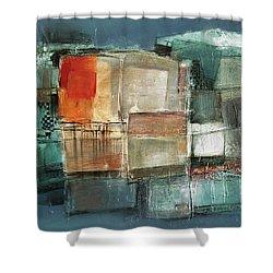Patterns Shower Curtain by Behzad Sohrabi