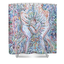 Life Series 2 Shower Curtain