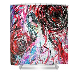 Life Storm Shower Curtain