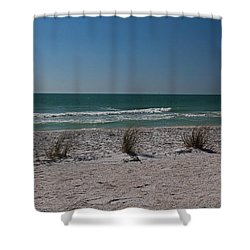Life's A Beach Shower Curtain