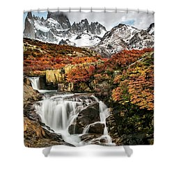 Lifespring 2 Shower Curtain