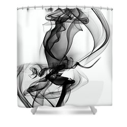 Lift Shower Curtain by Clayton Bruster
