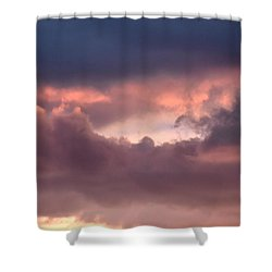 Light After Storm Shower Curtain